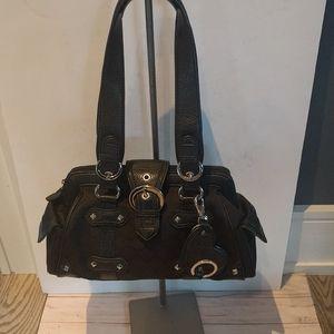 Beautiful black shoulder bag by Nine West 🍀🌸